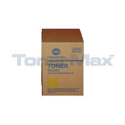 KONICA MINOLTA BIZHUB C350 TONER YELLOW